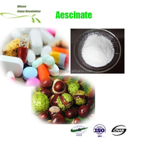 Natural horse chestnut powder | 20% Aescin horse chestnut extract