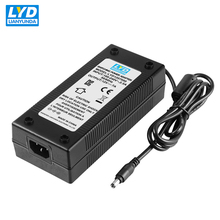 Desktop type 84w plastic switch mode power supply 12v 7a ac dc power adapter