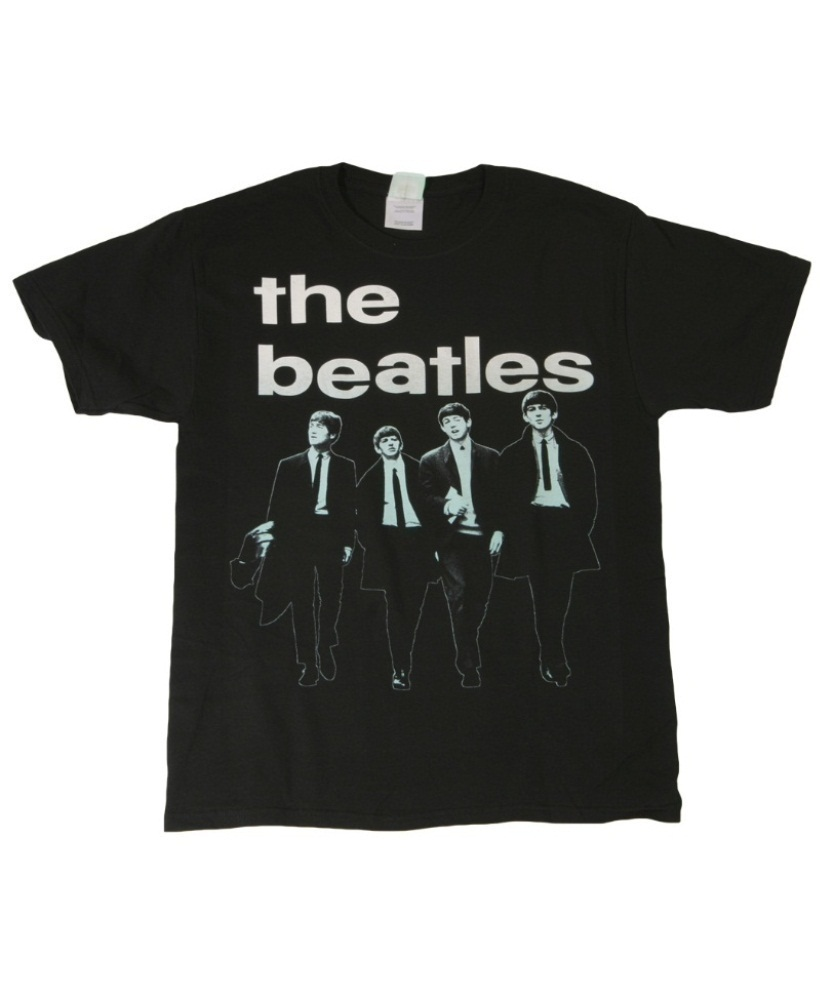 2015 new design the beatles print t shirt men's wholesale t shirt