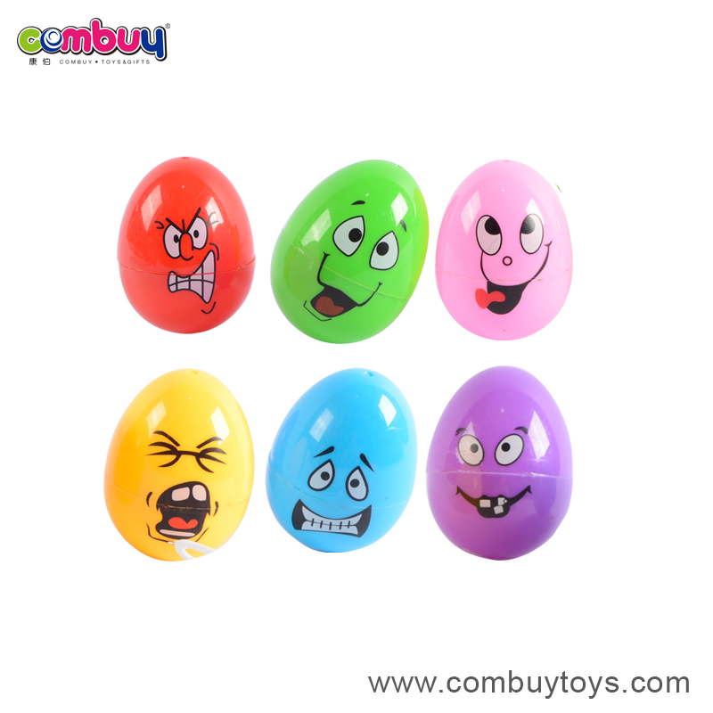 Wholesale expression shake set surprise egg toy candy