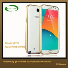 for samsung galaxy note 3 aluminium frame bumper case