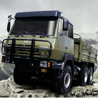 SHACMAN 6x6 ex military trucks