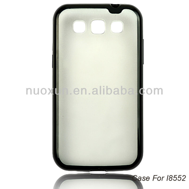 Good quality combo smart mobile phone case for samsung galaxy I8552