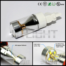 CE certificate 30W CR LED Car light bulb H4 H7 1156 1157 3157 3156 7440 7443LED auto light