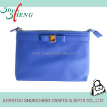 blue fashion bag ladies handbag 2017
