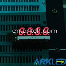 Hot Sale ARK 0.31 Inch Four Digit Display Red Color For Display Instrument