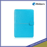 Factory Price PU Leather Case for Macbook Pro 13 15 inch
