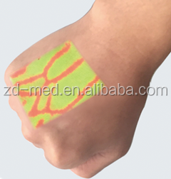 Vein Finder avoids puncturing a vein in vain