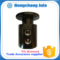 GP series carbon steel water air rotary union swivel joint for pipe