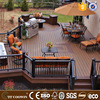 anti-rot terrace outdoor flooring wood plastic composite decking