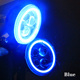 2016 Newest Car Auto Blue Angel Eye 12W led work light with stand