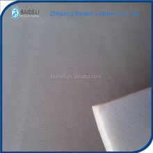 pvc aritifical sponge leather for automobile, headliner