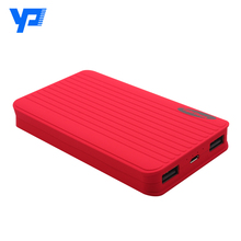 Low price high capacity 12000mah portable cell phone power bank