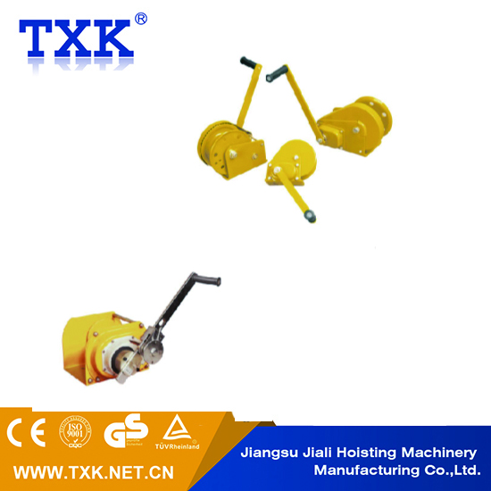 Customized hand ratchet winch Manufacturer