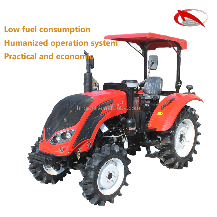 compact kubota tractor wheeler tractor4x4 tractor with front end loader