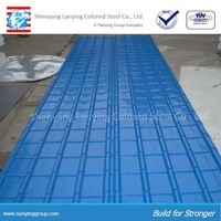 High quality low metal roofing sheets prices Chinese supplier
