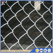 Factory manufacture professional high quality hot sale Woven Diamond Wire Mesh / Chain Link Fabric Mesh