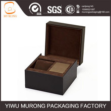 Custom Fashion Luxury Packaging Wooden Watch Boxes wholesale