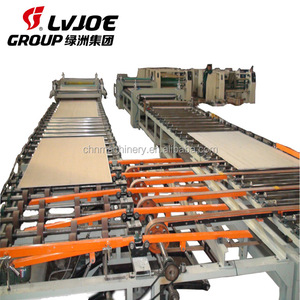 Automatic boarding feeding machine for Mgo board/Gypsum board production line