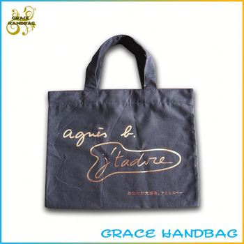 canvas shopping bags wholesale