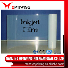 PET Eco-solvent Clear Printing Film