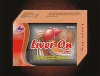 "Hepatitis Herbal Medicine Treatment ""Liver On Tonic"""