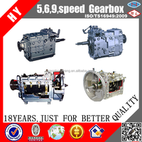 China Supplier heavy duty truck ZF Manual gearbox 5S-111GP, Transmission GearBox