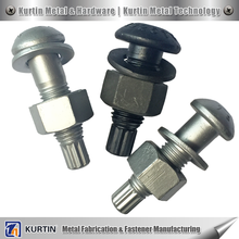 mushroom head A325 tension control bolt for stud welding