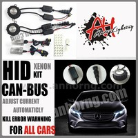 car headlight booster 2015 canbus Decoder Anti-Jamming error light canceller hid xenon kit Bulb