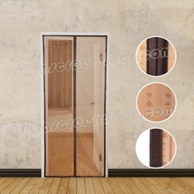 Insect Free Sliding French Patio Doors Mosquito Net Screen