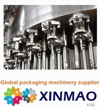 Good quality carbonated beverage processing production line /soda water filling machine