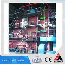 China Good Supplier Working Simple Vertical Soft Coal Fuel Steam Boiler