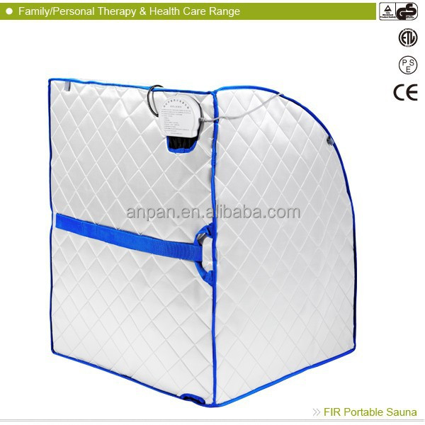 ANP-329TMF hot sale 1 person IR sauna room with CE approved