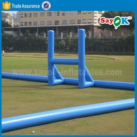 giant Inflatable Soccer Field and Football Pitch For Sale in outdoor playground