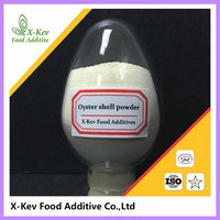 pure calcium carbonate oyster shell powder