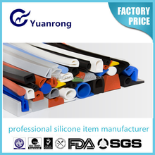 Machinery Silicone Rubber Seal Strip