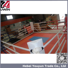 5m x 5m x 1m international competition boxing boxing ring