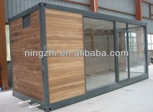 cheap china prefab contaier house/modular container homes/holiday homes