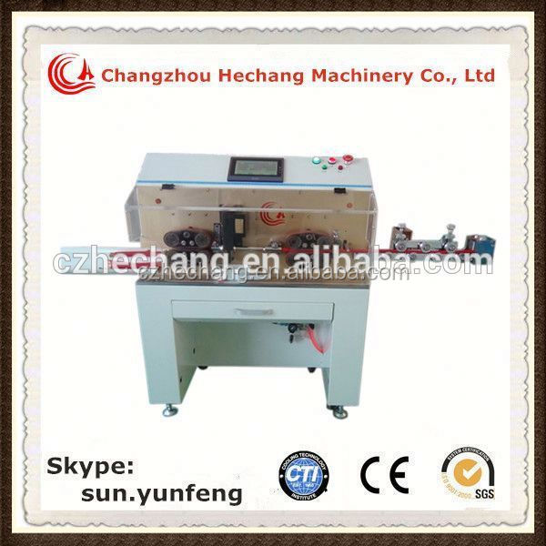 2015 New Design automatic coconut peeling machine