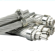 ASTM B339 AAAC Conductor 1/0 AWG , 2/0AWG ,3/0 AWG ,4/0 AWG All aluminum Alloy Conductor AAAC Cable