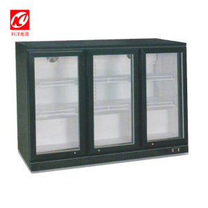 supermarket glass display cabinets commercial beer refrigeration