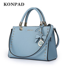 KONPAD KB0082 Crossbody Bag Make Your Own Handbag with Studding