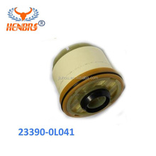 Wholesale Fuel filter Diesel filter element 23390-0L041 for TOYOTAs HIACE