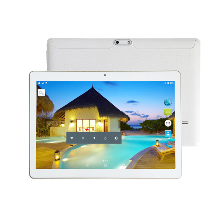 hot sell 10 inch android 7.0 tablet pc 3g gps wifi 2gb+<strong>16gb</strong> quad core tablet with 1280*800 ips screen pc