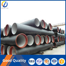 Galvanized ductile iron casting dip pipes