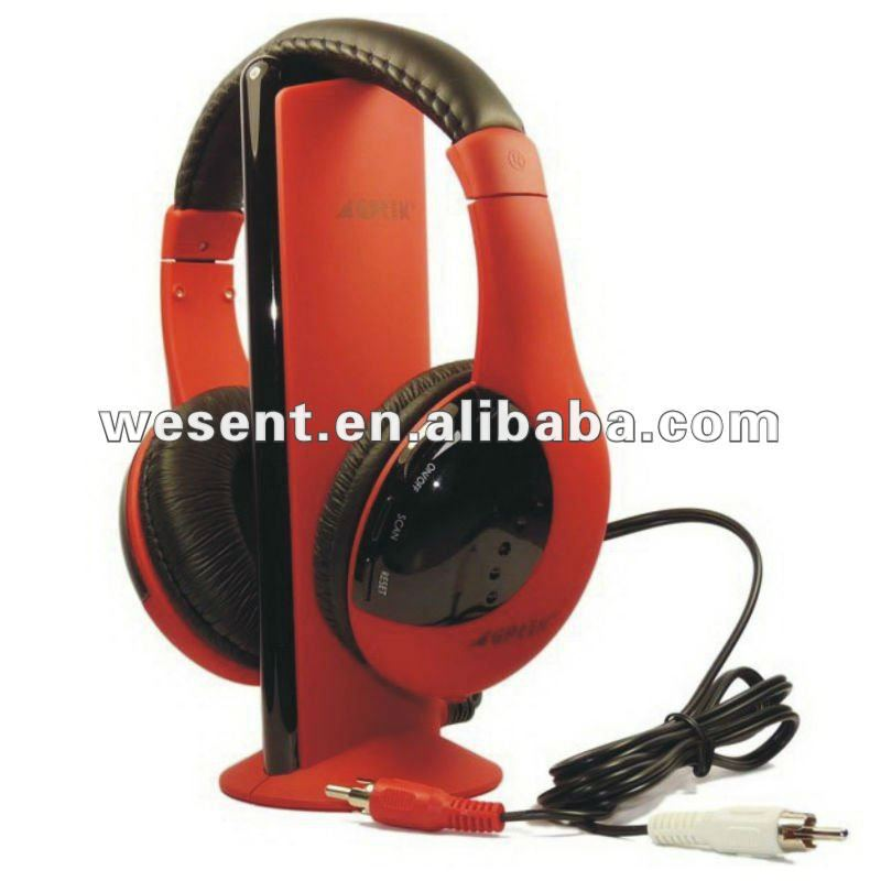 hot selling wireless headphone with FM radio,Monitor,MIC