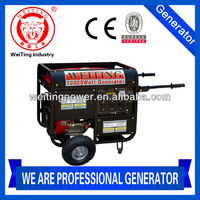 New Brand 10k generator with Induction 100% Copper Winding Alternator