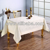 POLYCOTTON TABLE CLOTHS