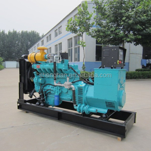 Cheap China Manufacture 40kw natural gas generator set with CHP