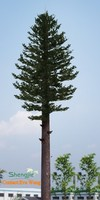 SJZJN 064 Amazing Artificial Communication Tower Tree Made in China all Kinds of Design